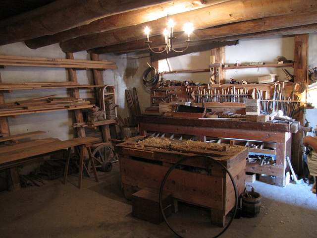 carpentry-shop